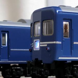 閑話小話 133 24系のダイナモ 電源車 カニ24