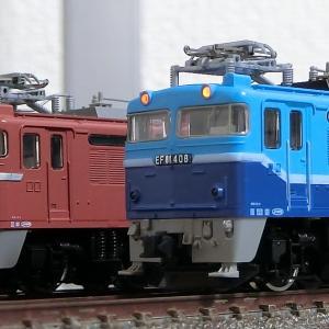 閑話小話 135 青いEF81 408号機 JR貨物試験色