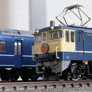 閑話小話 151 東北路を進む EF65-1000 前期型