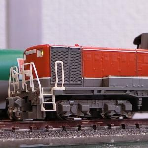 閑話小話 192 ディーゼル機関車の名機 DD51