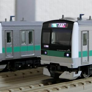 閑話小話 194 3社間乗り入れ E233系2000番台