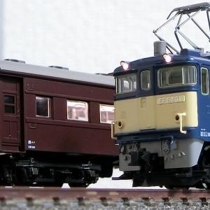 閑話小話 212 「特別企画品」スハ32系とEF64