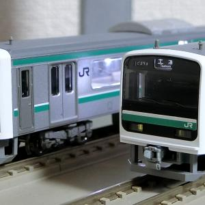 閑話小話 215 JR唯一の特徴を持つ E501系