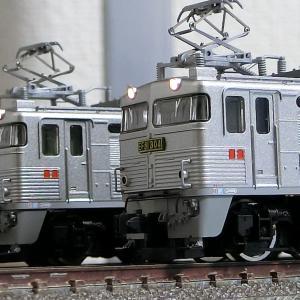 閑話小話 238 海底トンネル専用 「銀釜」EF81-303