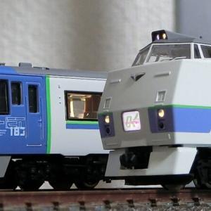 閑話小話 293 石北本線 雪見列車 特急「オホーツク」
