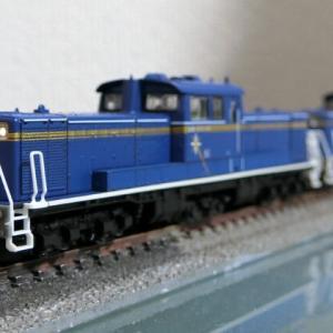 Nゲージ 1922 TOMIX DD51 M-13モーター 換装
