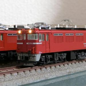 閑話小話 382 板谷峠の赤いやつ EF71 ED78