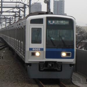 《西武》【写真館109】地下鉄直通用の6000系列の2種類