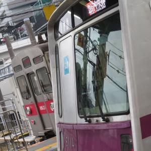 《東京メトロ》【写真館116】3直系統で一番遭遇率が高い?メトロの8000系