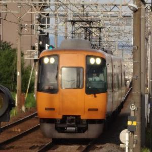 《近鉄》【写真館264】懐かしい22000系「ACE」オレンジ塗装の時代