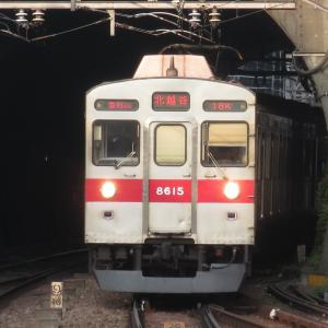 《東急》【写真館328】今日で東急車の運用が終わった「急行北越谷行き」