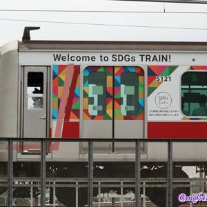 《東急》【写真館397】東のSDGsトレインを追い求めて鶴見川の橋梁へ・・・