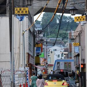 《相鉄》【写真館399】横浜の日常的な町中をさっそうと駆け抜ける電車