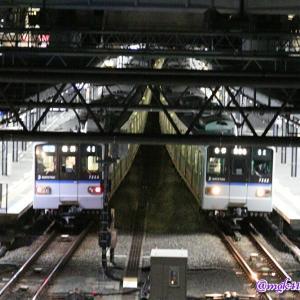 《相鉄》【写真館410】「鉄道の日」に相鉄線西谷駅で起きた奇跡