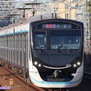 《東急》【写真館483】公式からもレア認定されている目黒線の東急車たち