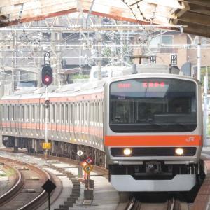 《JR東日本》【写真館56】いつの間にや半数にまで増えた武蔵野線の新系列電車