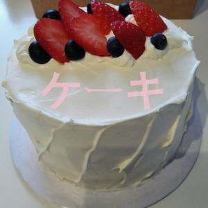スコットランド ~日本のケーキ~