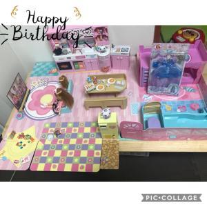 6歳のお誕生日プレゼント