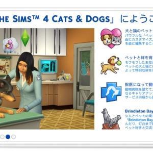 犬!猫!初めてのペット生活@Cats & Dogs