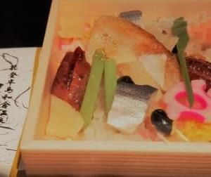のどぐろちらし寿司弁当