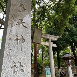[動画追加]真夏の日差し、布多天神社に行ってきた