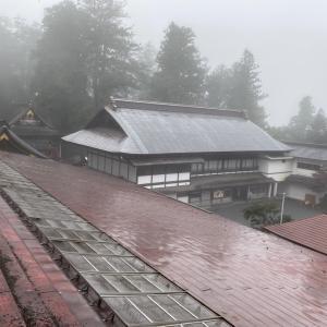 朝の三峯神社とご祈祷