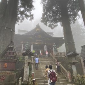 三峯神社オフ会(拝殿から御仮屋)