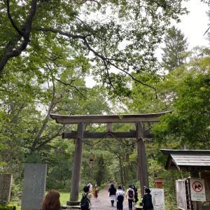 戸隠神社オフ会初日