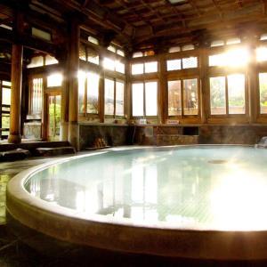 戸隠神社オフ会(4)宿泊地(湯田中よろづや)