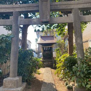 三峯神社に行ってきました。