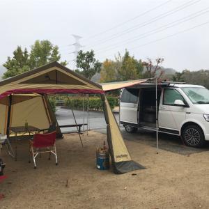 キャンプ51 '20.11/7-8 -雨キャンプ… 終わり良ければ全て良し!-