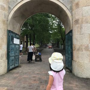 娘3歳10か月。すごすぎる岐阜ファミリーパークと運動会