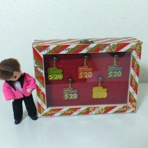 セリアの箱で嵐チャームBOX作りました