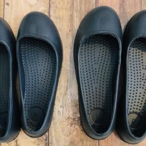 【サイズ比較】キャンドゥのEVAパンプスを買ってみた!軽くて履きやすいが、サイズに注意!
