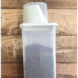 これは良いぞ!ダイソーの穀物保管容器がコーヒー入れに最適すぎる【おすすめの使い方】