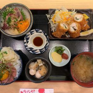 中野「高ひろ」絶品の自家製タルタル!新鮮な魚や食材を活かした種類豊富な定食が美味しい食堂