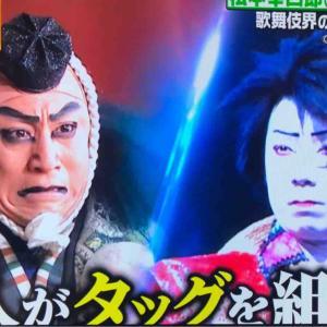 5/30放送の『櫻井・有吉THE夜会』の幸四郎・猿之助コンビが・・・笑