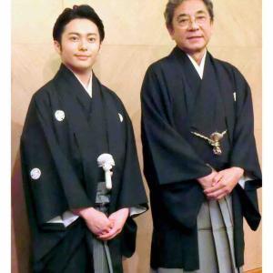 梅丸さん、中村莟玉襲名決定おめでとうございます!