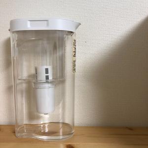 【無印良品】便利すぎる浄水ポット…