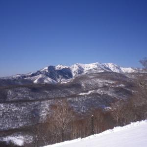 10数年ぶりか 尾瀬岩鞍スキー場。