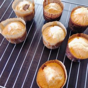 子供とのお菓子作りは実験のごとく