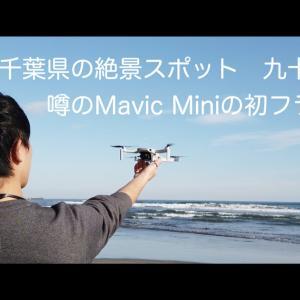 発売日に売り切れ続出!?保険加入後のMavic Mini初フライト!【絶景写真旅】