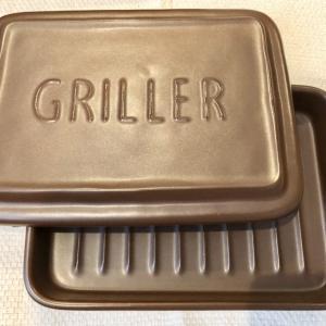 【ブログ】私がグリラーをおすすめする理由。料理下手の私でも簡単にお手軽料理ができたよ【日本製&陶器】
