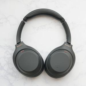 最強のノイズキャンセリングヘッドホン【WH-1000XM4】レビュー。おすすめはイヤホン・ヘッドホンどっちなのか?
