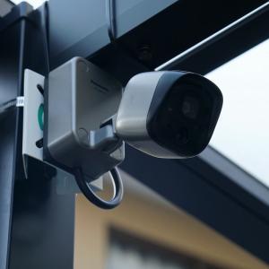 Panasonicの防犯カメラ【VL-WD712K】を自分で設置しよう。ワイヤレスで工事不要、インターホンにもつながる万能ワイヤレスカメラ!