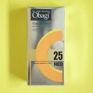 高濃度ビタミンC美容液【Obagi C25】レビュー。シワ・シミへの効果は評判通り!メラノCCやC20と比較してどうなのか?メンズが1本使ってみた!