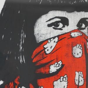 Banksyもいいけど彼もクールだよ!実は日本でも作品を見ることができるアーティスト DOLK 【Kitty Riot】
