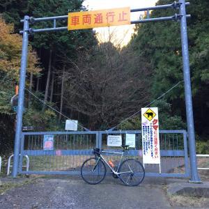 山の神サイクリング