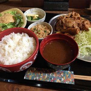 豚の生姜焼きライド