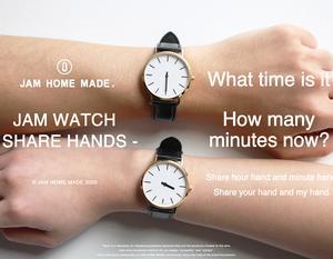 JAM WATCH TYPE-3 -SHARE HANDS-